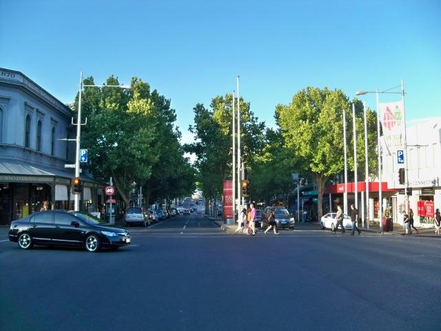 Melbourne's Little Italy, Lygon Street