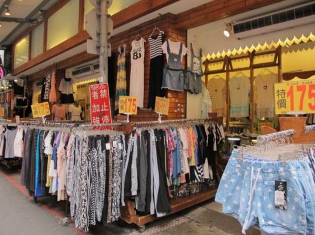 Visit Ximending, Shilin night market, Wufenpu for cheap clothings