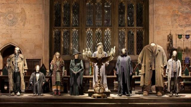 Get a taste of the famous Butter Beer at the Harry Potter Warner Brothers studio
