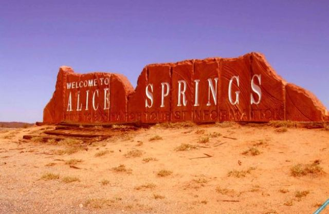 Learn about Australia's rich cultural heritage with the Alice Springs