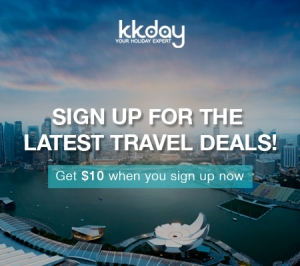 kkday email sign up