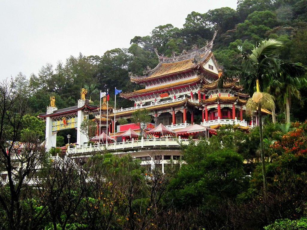 Taipei, Taiwan: Muzha Tea Plantations