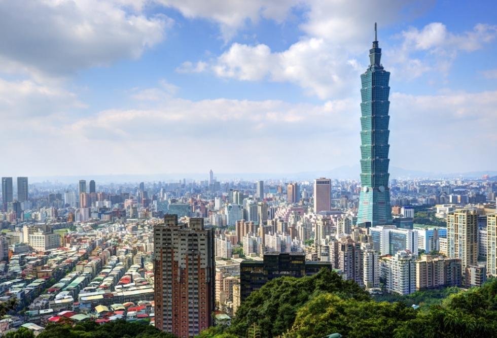 Taipei, Taiwan: Taipei 101