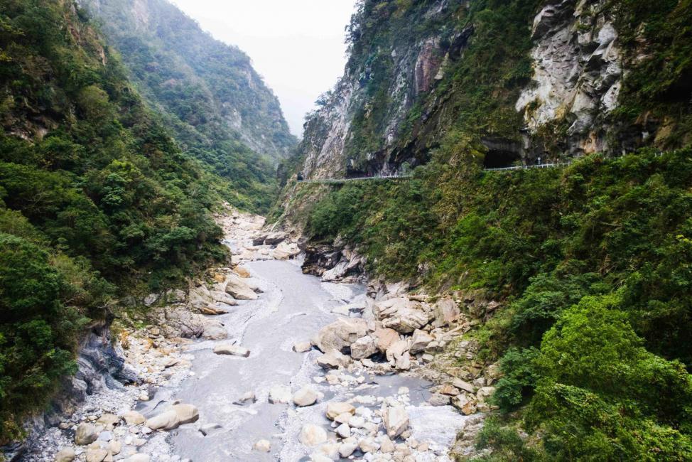 Hualient, Taiwan: Taroko Gorge