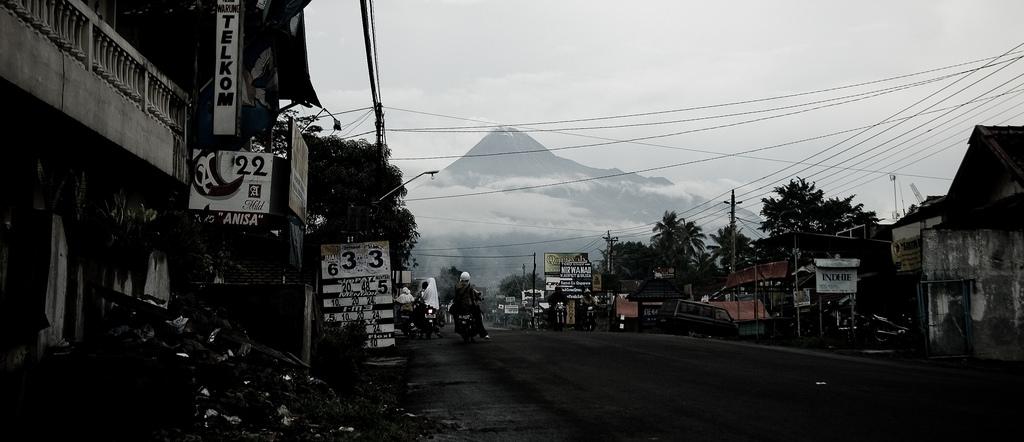 Mt. Merapi (image via Jonathan Lin)