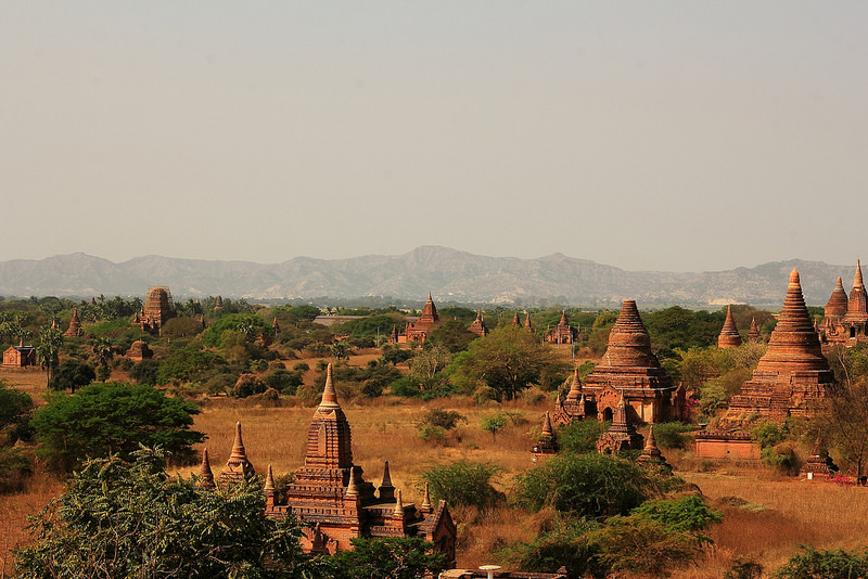 Bagan City, Myanmar