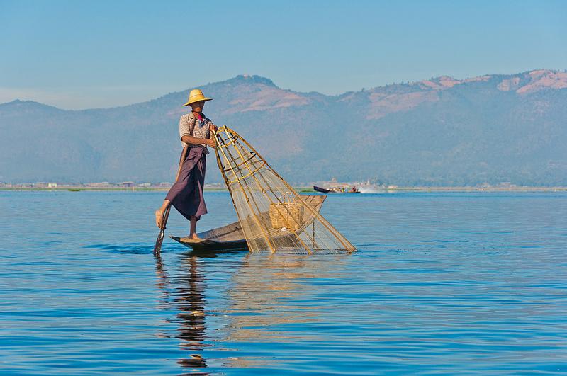 Myanmar: Inle Lake