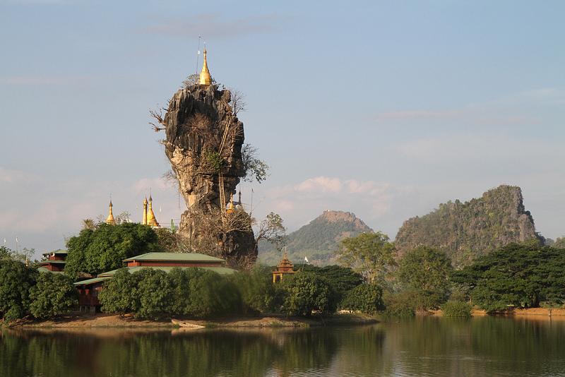 Myanmar: Kyauk Kalap, Hpa-An