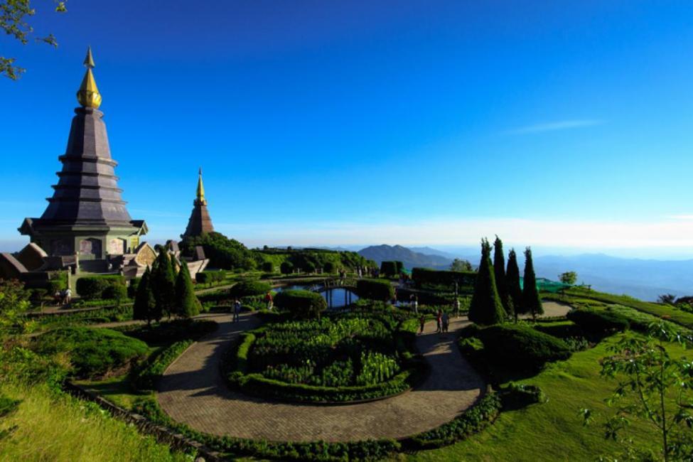 Chiang Mai: Mt. Doi Inthanon