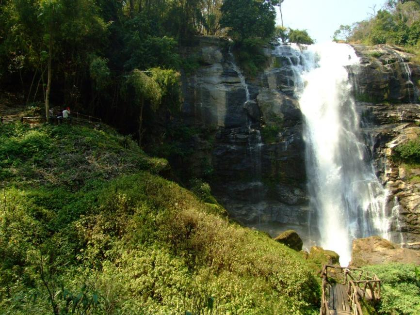 Chiang Mai: Doi Inthanon Waterfalls