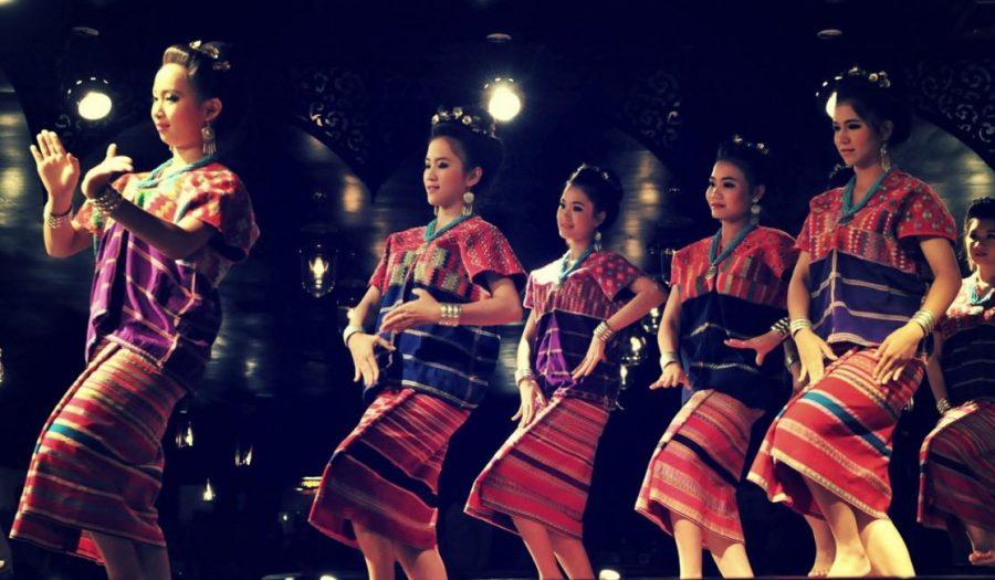 Chaing Mai: Khantoke Show
