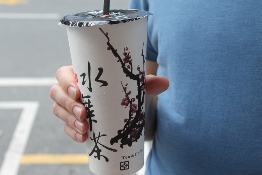 Milk Tea in Taiwan: Tea Patea