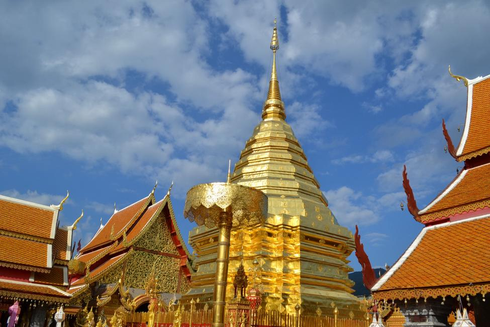 Chiang Mai: Wat Phra That Doi Suthep