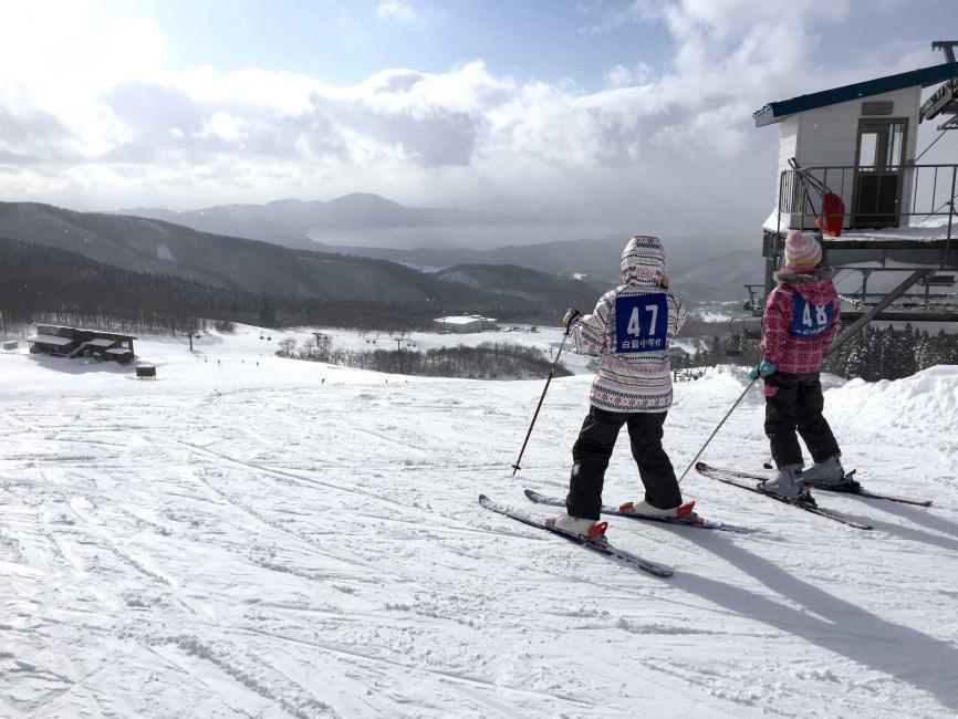 Winter Season: Tambara Ski Park, Japan