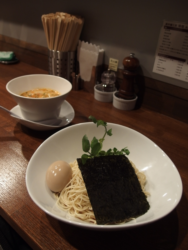 Japan Food: Tantan-men style ramen from Nakiryu
