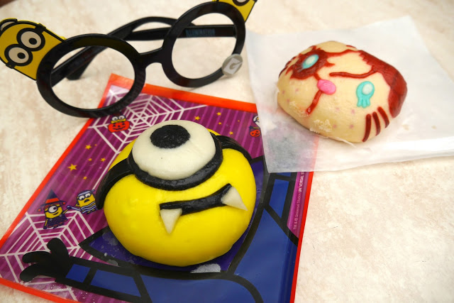 Snacks- USJ Sweet Buns