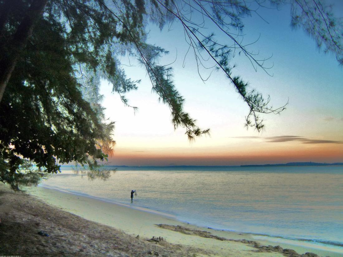 WP changi beach