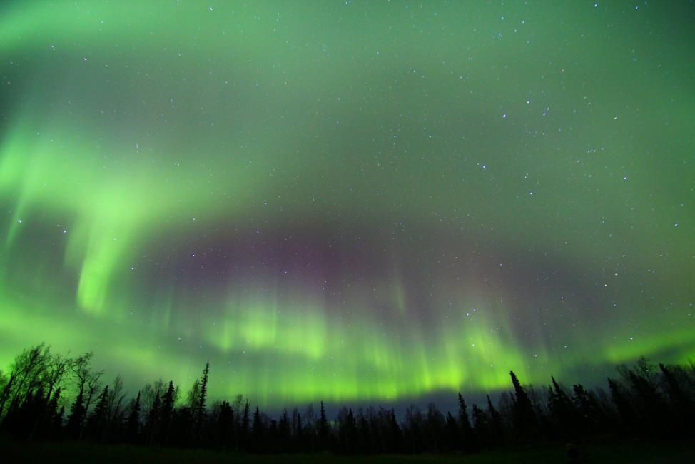 Alaska: Aurora Borealis