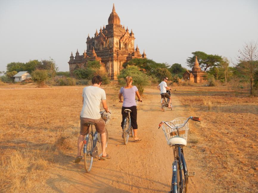 World's Most Relaxing Destinations: Bagan Myanmar
