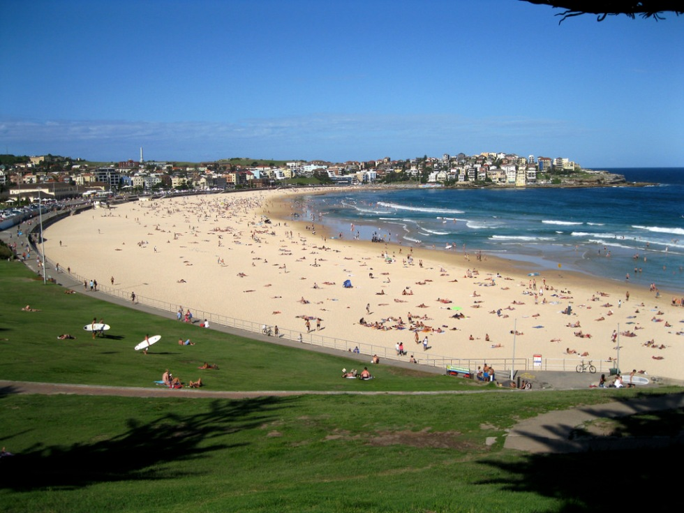 World's Most Relaxing Destinations: Bondi, Australia