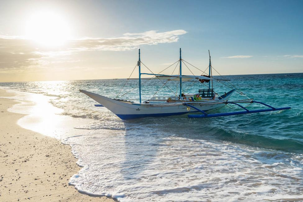 Tropical Asia: Boracay Beach