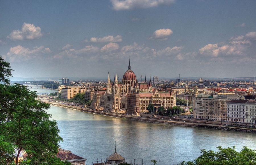 World's Most Relaxing Destinations: Budapest