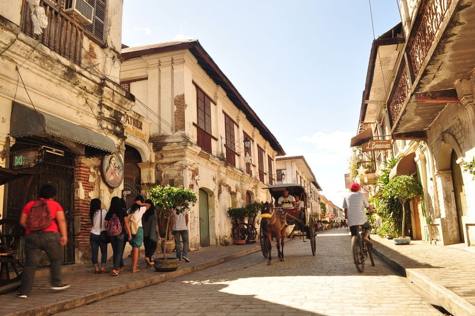 Picture Perfect Philippines: Calle Crisologo, Vigan City
