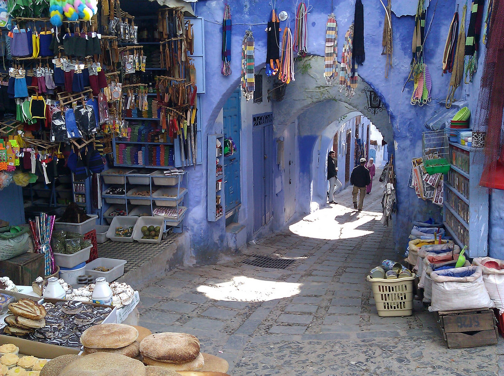 World's Most Relaxing Destinations: Chefchaouen, Morocco