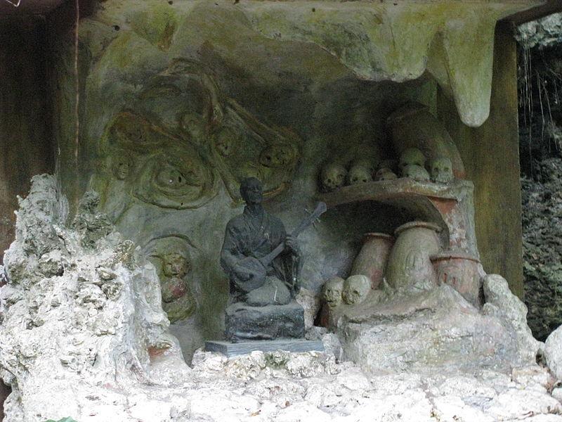 Haunted Halloween in Okinawa, Japan: Chibichiri Cave