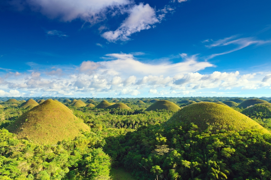 Picture Perfect Philippines: Chocolate Hills, Bohol