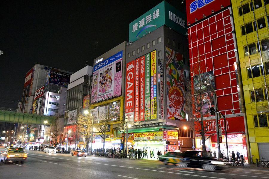 Tokyo, Japan: Hirose Entertainment Yard (HEY) Arcade by Taito