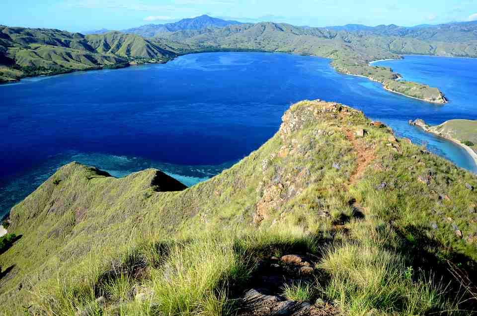 Underrated Vacation Spots: Komodo, Indonesia