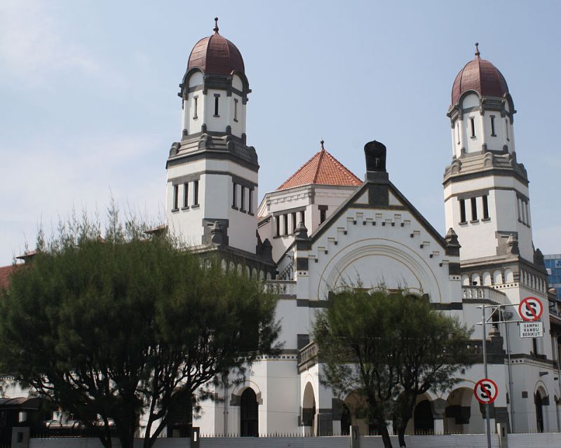 Haunted Halloween in Indonesia: Lawang Sewu