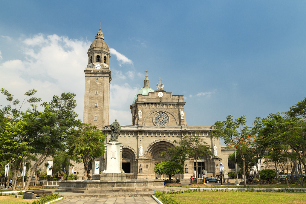 Picture Perfect Philippines: Old Manila City
