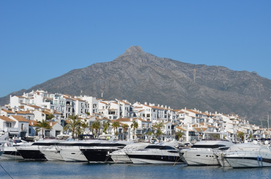 World's Most Relaxing Destinations: Marbella, Spain