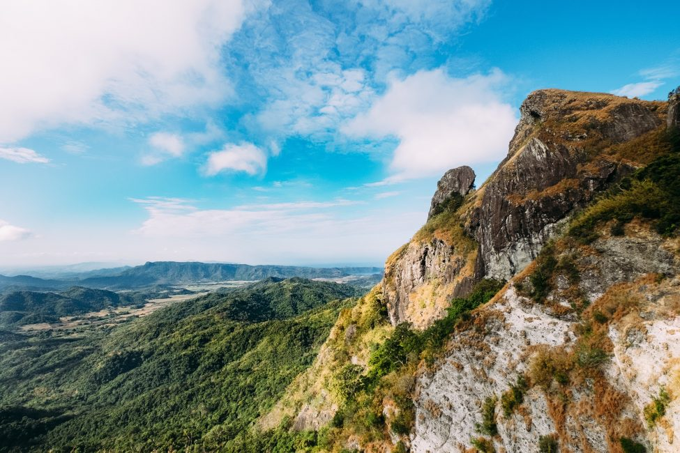 Tropical Asia: Mt. Pico de Loro, Philippines