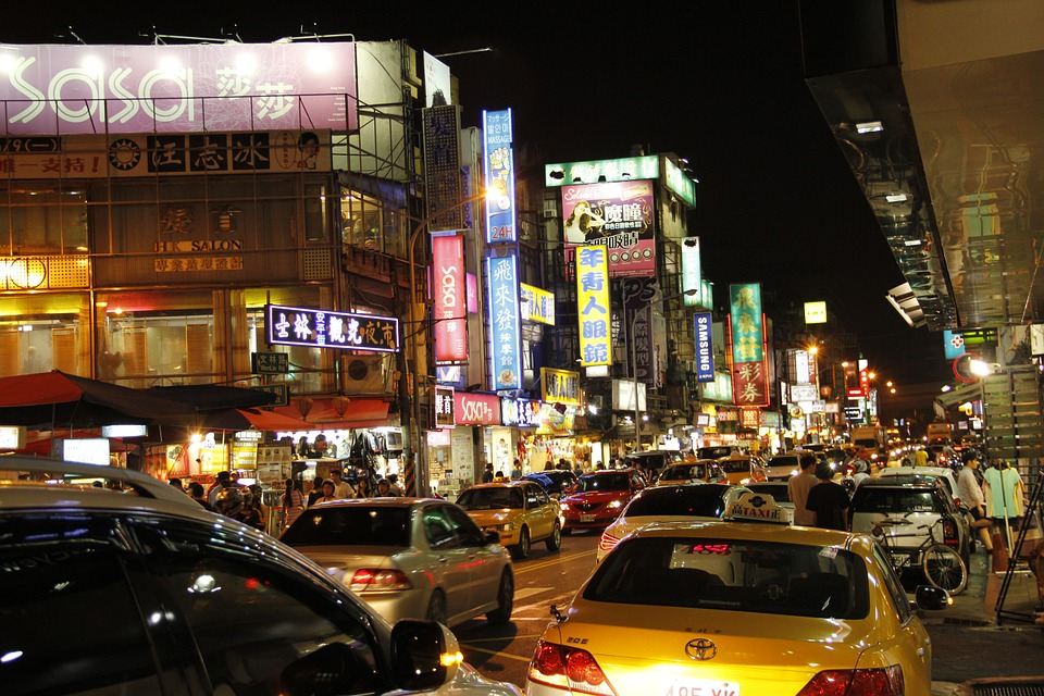 Shopping in Taiwan: Shilin Night Market