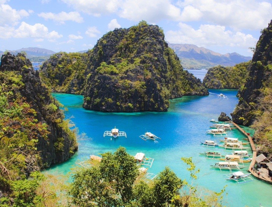 Picture Perfect Philippines: Coron, Palawan