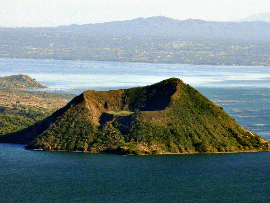 Picture Perfect Philippines: Taal Volcano