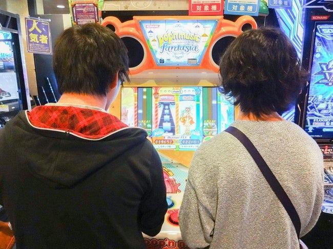 Tokyo, Japan: Tokyo Leisure Land Arcade