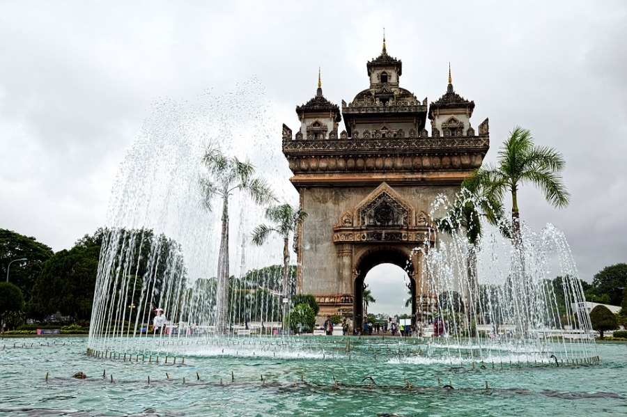 World's Most Relaxing Destinations; Vientiane City, Laos