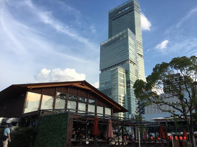 Osaka, Japan: Abeno Harukas Building