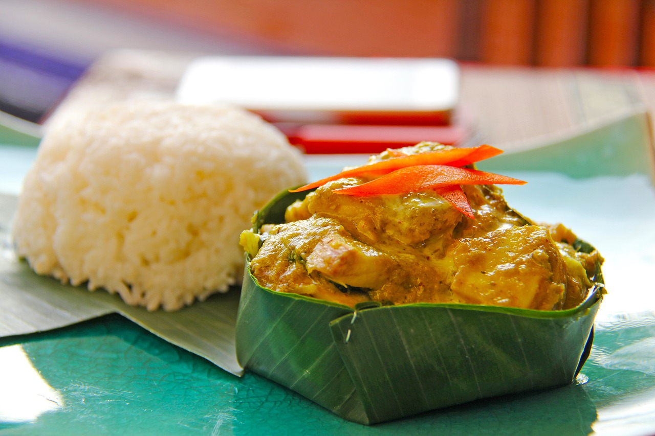 Southeast Asian Food: Cambodian Amok