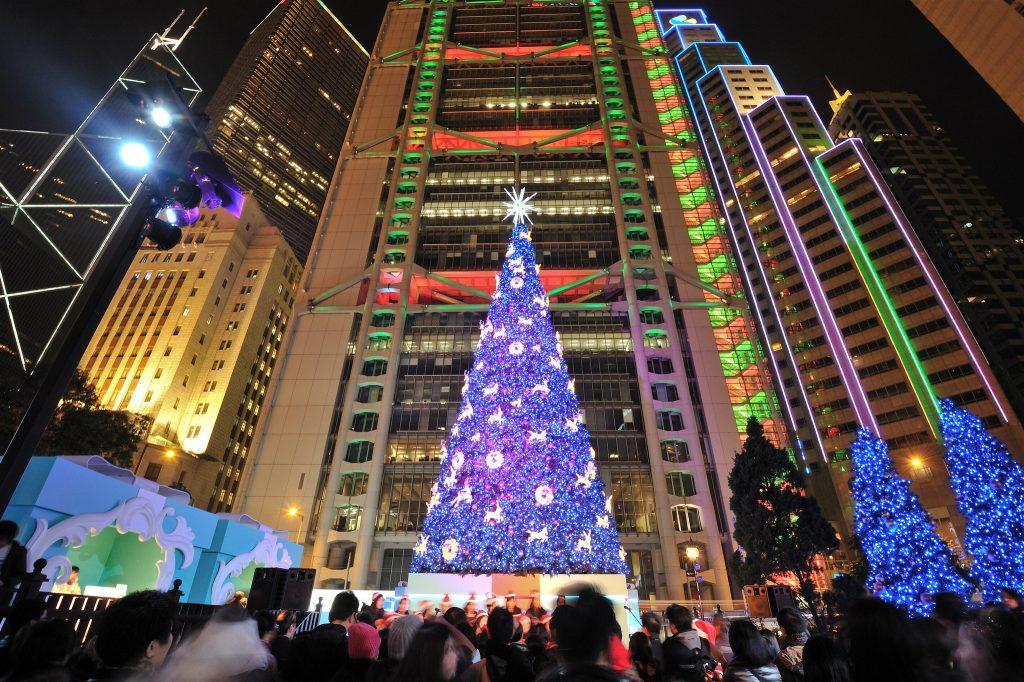 Hong Kong Christmas WinterFest (Roderick Eime)