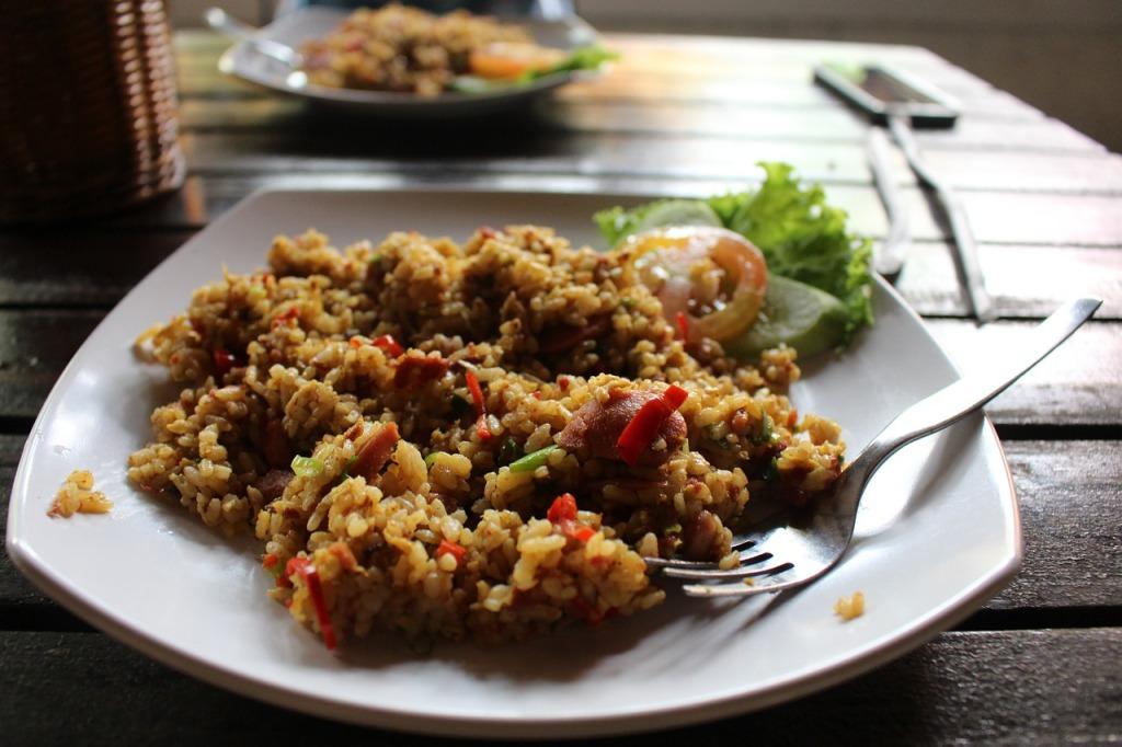 Southeast Asian Food: Indonesia's Nasi Goreng