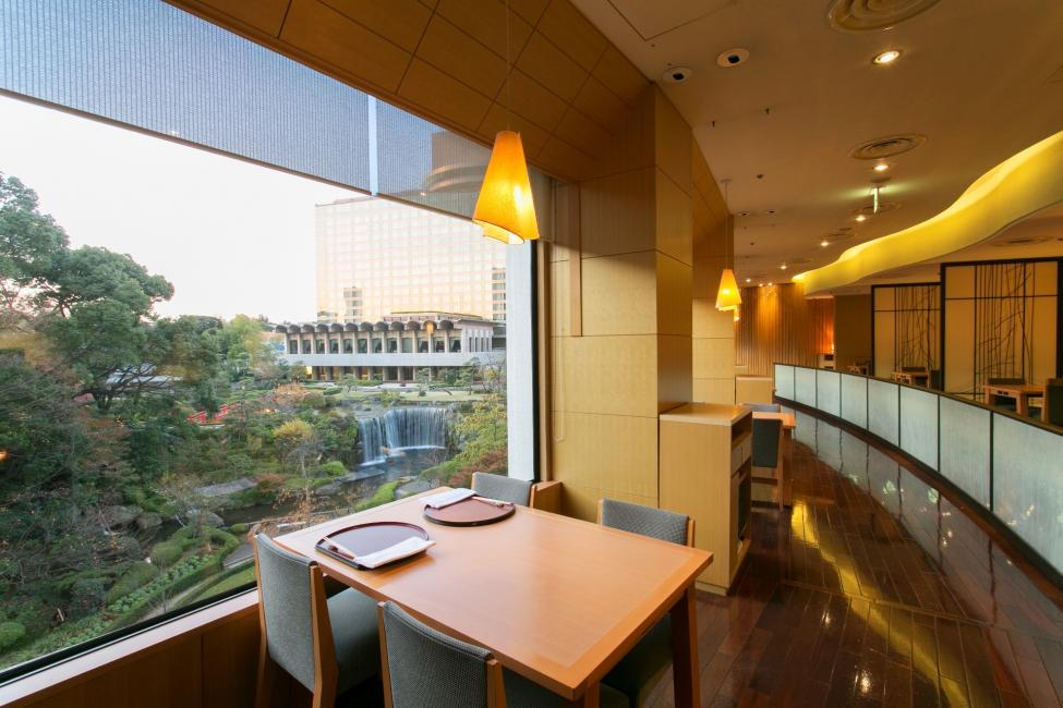 Top Tokyo Restaurants: Kioi Nadaman
