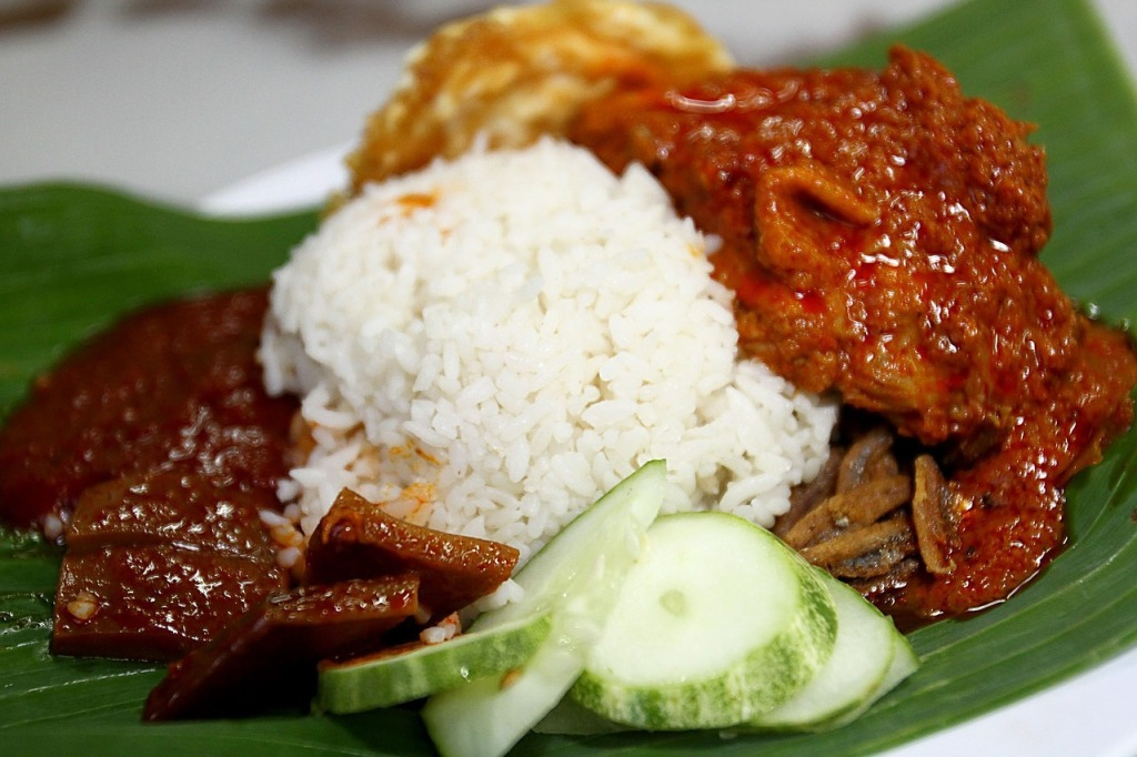 Southeast Asian Food: Malaysia's Nasi Lemak