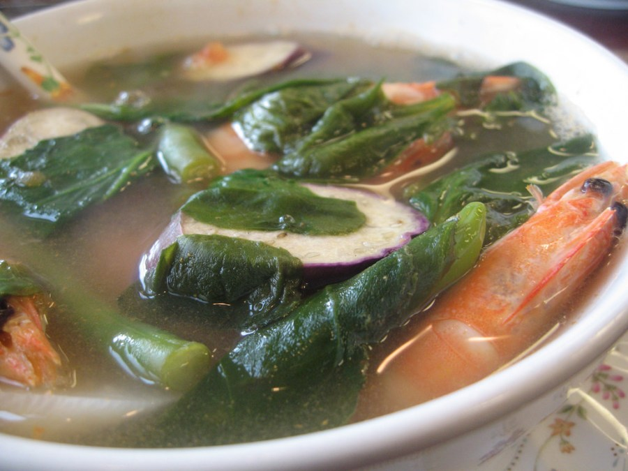 Southeast Asian Food: Philippines' Sinigang