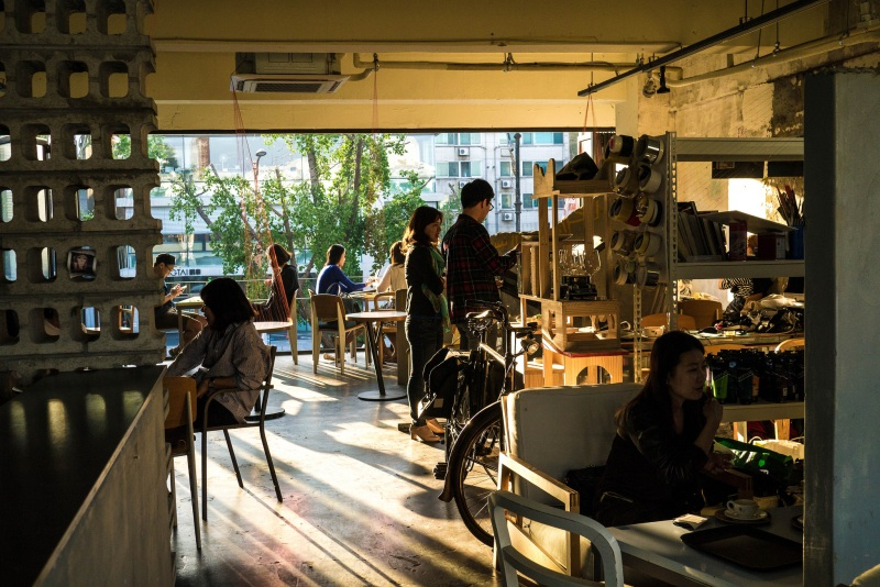 Instagrammable Cafes in Seoul: Takeout Drawing Cafe