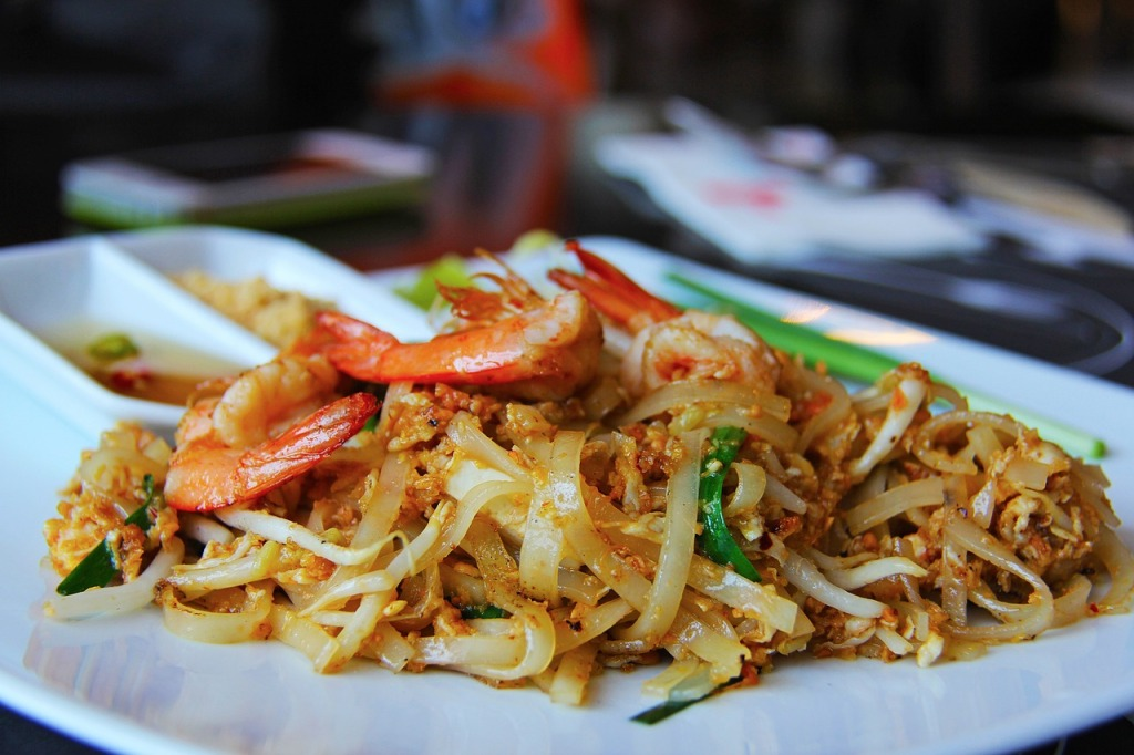 Southeast Asian Food: Thialand's Pad Thai